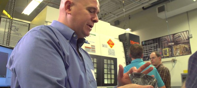 The Future of CCAT's Advanced Manufacturing Center Video