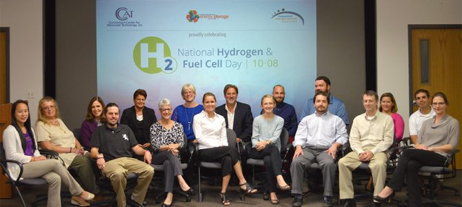 NEESC Celebrates National Hydrogen and Fuel Cell Day on Oct. 8