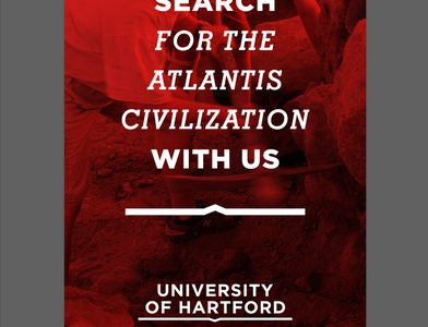 App Detailing Professor's Search for Atlantis Released by UHart and CCAT