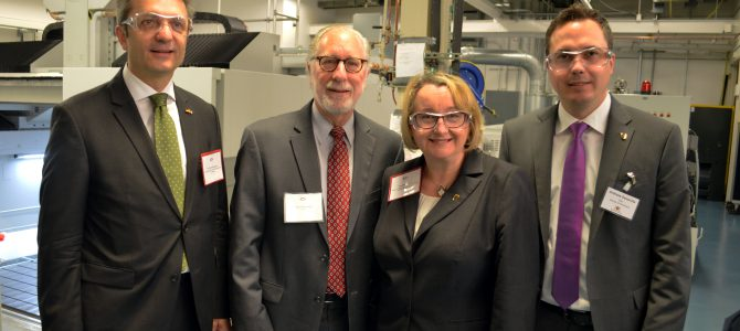 Industry 4.0 Forum Highlights Opportunities for Future German Investment in Connecticut's Manufacturing Sector