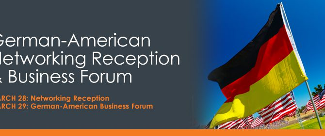 German-American Business Forum: Industry 4.0 – Opportunities and Challenges in CT