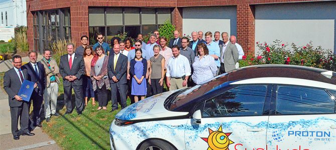 Connecticut Celebrates National Hydrogen and Fuel Cell Day on Oct. 8