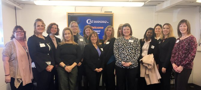 CCAT hosts group of inspiring women
