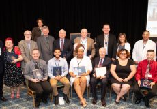 CCAT CEO presented with President's Award from Capital Workforce Partners
