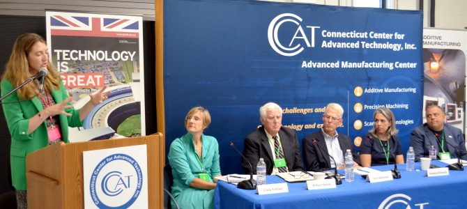 Cybersecurity experts take part in CCAT panel discussion