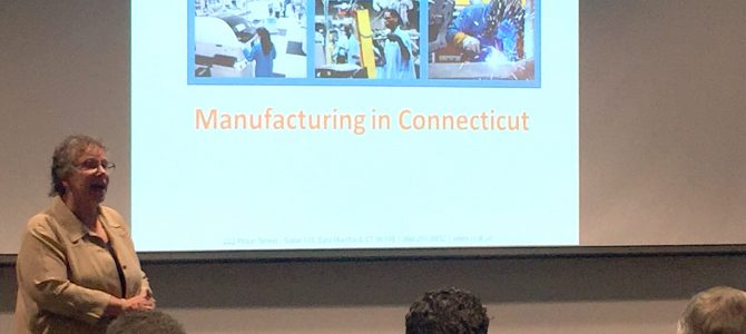 CCAT Celebrates National Manufacturing Day with Pratt & Whitney