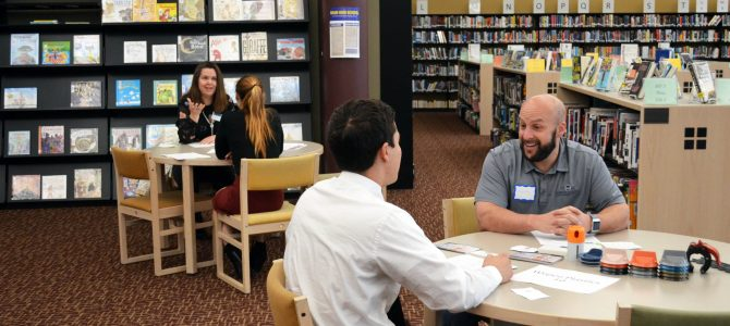 CCAT helps facilitate Youth Manufacturing Pipeline Job Match at RHAM High School