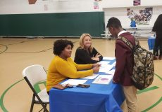 CCAT participates in manufacturing-themed Reality Store event at Hartford Boys & Girls Club