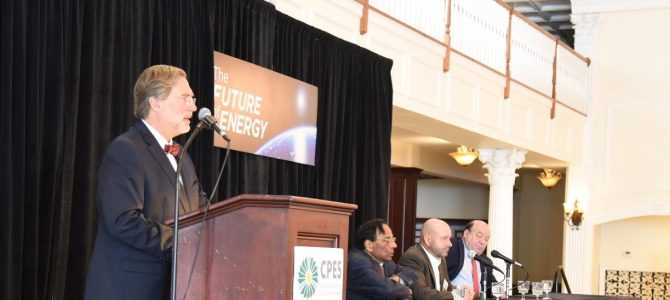 CCAT represents Clean Energy at the 20th annual The Future of Energy: What's the Deal? Conference and Exposition