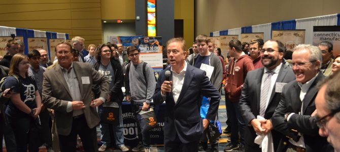 Over 1000 students represent the Future Workforce at ACM event