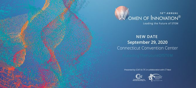 Women of Innovation Awards Gala Rescheduled for Sept. 29; 50 Exceptional Leaders in STEM to be Recognized for Achievement