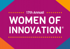 17th Annual Women of Innovation Nominations Due April 9; Finalists to be Announced in May, Featured at Fall Awards Ceremony